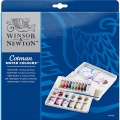 Winsor & Newton boite Watercolour 8ml 10 tubes - Winsor & Newton