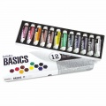 Liquitex assortiment acrylique basics 12x22ml - Liquitex