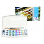 Aquarelle Van Gogh pocket box 18 demi-godets version luxe - Van Gogh
