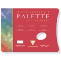 Palette jetable Clairefontaine