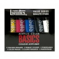 Lot de 5 X 118ml Basics - Liquitex