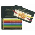 Set 12 Crayons Polychromos Faber-Castell - Faber-Castell