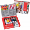 Set decouverte 5 tubes acrylique 40ml Van Gogh - Van Gogh