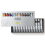 Assortiment d'huile extra-fine Lefranc Bourgeois 12x20ml - Lefranc Bourgeois