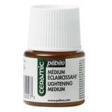 Médium éclaircissant Ceramic flacon 45 ml - Pébéo
