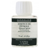 Essence pétrole flacon 75 ml Sennelier - Lefranc & Bourgeois