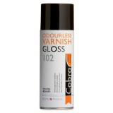 Spray Vernis Cobra Finition Brillante 400ml - Royal Talens