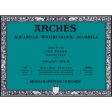 Aquarelle Arches 640g