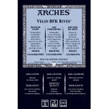 Velin BFK Rives Arches 280g