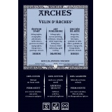 Velin Cover Arches 400g